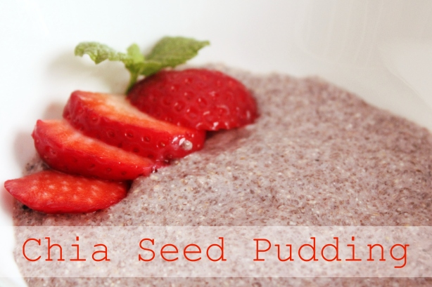 Chia Seed Pudding Recipe - Ashley's Homemade Adventures